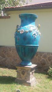 Žolnai keramika