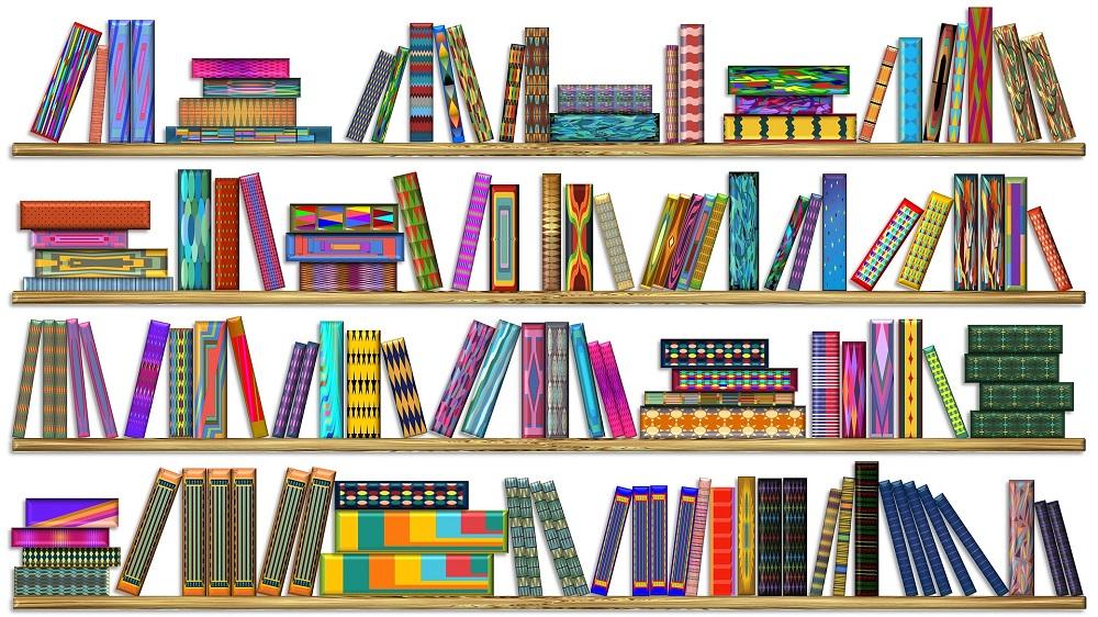 Za ljubitelje knjige, pravo mesto je Irig