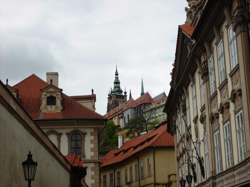 Nerudina ulica u Pragu