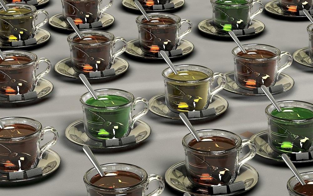 Gripozno vreme je pravo vreme za čaj