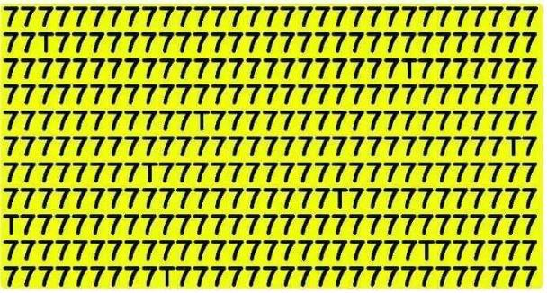Koliko slova T vidiš?