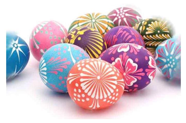 Kako farbaš uskršnja jaja