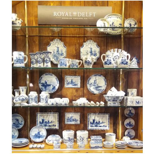 Delft keramika