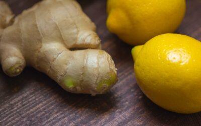 Vreme za prehlade, a i ozdravljenje uz đumbir i limun